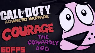 Call Of Duty:Advanced Warfare Emblem speed art! [Courage The Cowardly Dog]