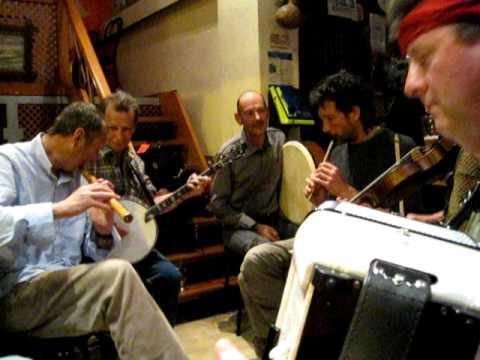 Irish Music + Fun @ Valle Luna Festival, La Gomera (Canary Islands)