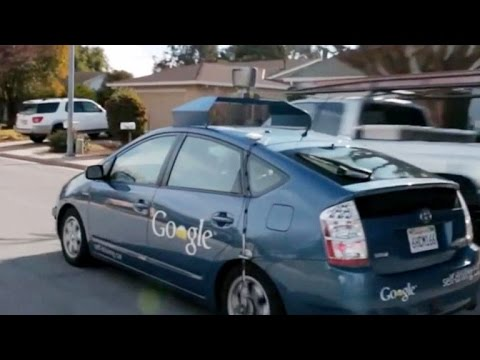 Google, Delphi self-driving test cars involved in crashes