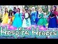 UGA Students Visiting Childrens Hospitals As Princesses! Hospital Heroes