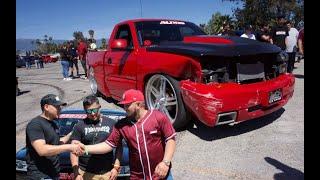 CTI 2019 vlog!!! Truck CRASHED!! & I met Freddy LSX 😦