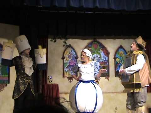 08 Beauty and the Beast St Albans Country Day School, Roseville, CA - Fall Play 2013