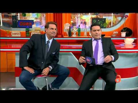 EL Happy Hour: Rick Sánchez habla de su nuevo programa en América TeVé