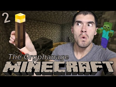 ALEJATE DE AQUI DEMONIO UUUHH | Minecraft: The Orphanage (2) - JuegaGerman