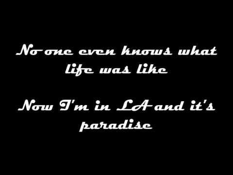 Lana Del Rey - Radio (Lyrics Video)