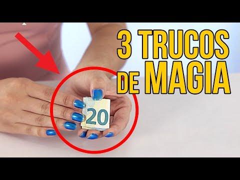 3 Increíbles trucos de magia para impresionar