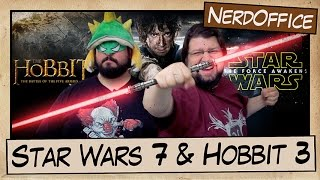 Star Wars 7 & Hobbit 3 | NerdOffice S05E42