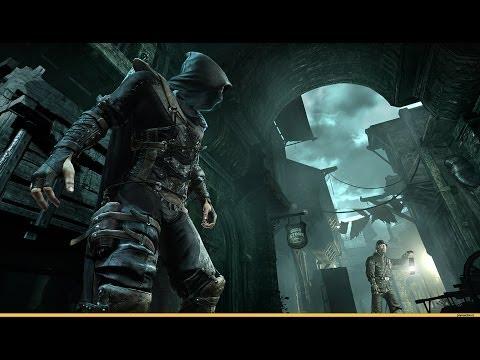 Исправление лагов, фризов в игре Thief