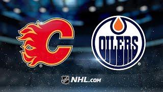McDavid, Oilers shut out Flames in season opener, 3-0
