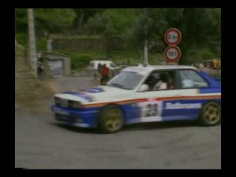 Bmw M3 e30 Rally Compilation