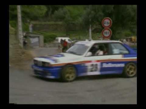 Bmw M3 e30 Rally Compilation