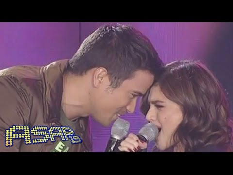 Anne Curtis, Sam Milby Sing 'feel This Moment' On Asap video