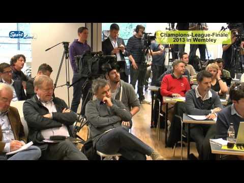 BVB-PK mit Mats Hummels und Ilkay Gündogan