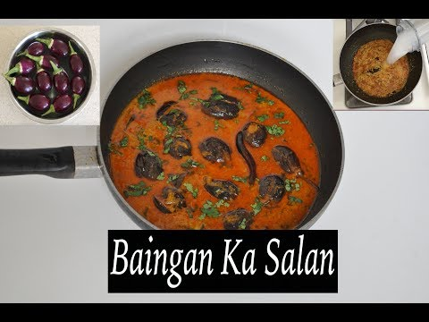 Hyderabadi Baingan Ka Salan-My Signature Dish