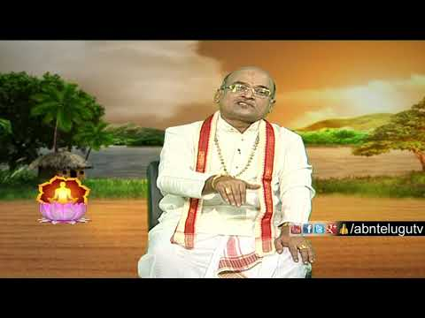 Garikapati Narasimha Rao About Significance of Diyas | Nava Jeevana Vedam | ABN Telugu