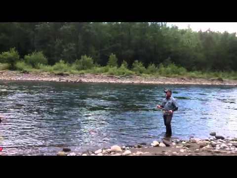 Steve Rajeff at The Sandy River Spey Clave 2013 (PART 2)