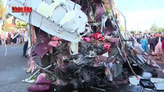 Xác định nguyên nhân vụ tai nạn giao thông nghiêm trọng tại Gia Lai
