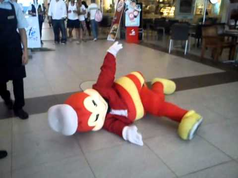 Shembot With Jollibee video
