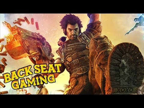 BULLETSTORM YOUR BALLS! (Backseat Gaming)