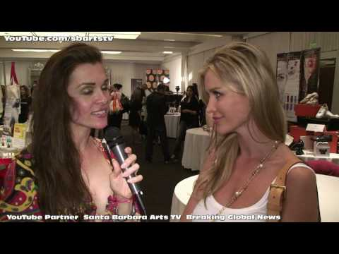 Joanna Krupa MTV Movie Awards Gift Suite Alicia Arden interview