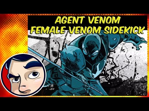 "Agent Venom ""Birth Of Mania, Female Sidekick"" - Complete Story"