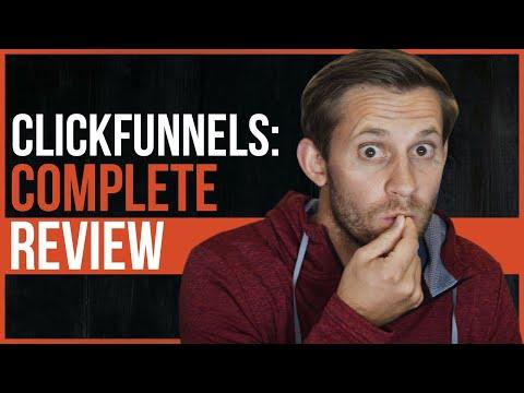 ClickFunnels Review 2017 for Beginners + BONUS offer below