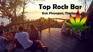 Top Rock Bar - Koh Phangan - Thailand