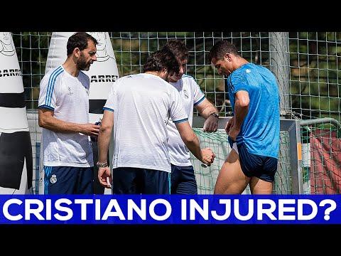 Cristiano Ronaldo INJURY/LESIÓN?? | Will He Play In Milan? | REAL MADRID NEWS