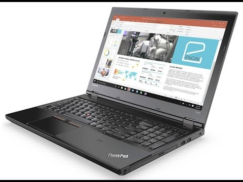 Lenovo ThinkPad L570 7200U, Full HD Laptop Review
