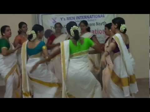 Thiruvathira Dance ( Yami Yami Bhaimi ) 2012 video