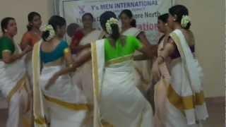 Thiruvathira Dance ( Yami Yami Bhaimi ) 2012