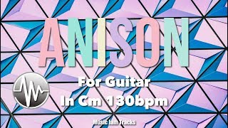 ANISON JAM For?Guitar?CMinor 130bpm BackingTrack 90's Japanese Anime Song