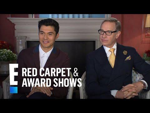 Henry Golding Gushes Over Blake Lively & Anna Kendrick | E! Red Carpet & Award Shows
