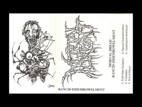 Disembowelment - The Spirits of The Tall Hall