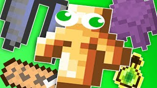 Top 12 Rarest Items and How to Get Them in #Minecraft