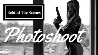 Sexy Photoshoot Time!!