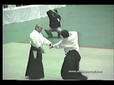 Aikido Journal presents Nobuyuki Watanabe, 8th dan, at 1987 All-Japan Aikido Demonstration