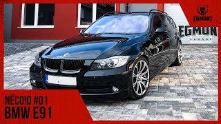 NĚCO!O #1 - BMW E91 (LIDOVÝ VŮZ)
