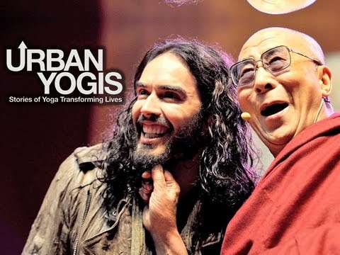 Inspiration from the Dalai Lama (with Russell Brand) | URBAN YOGIS