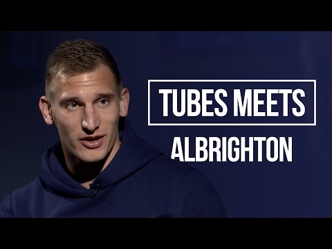 Tubes talks to Leicester midfielder Marc Albrighton - 'Can Leicester win the Premier League?'