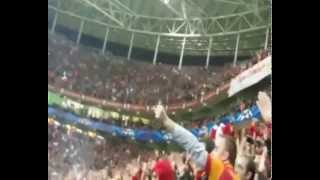LEGENDS FANS | GALATASARAY - R.MADRİD