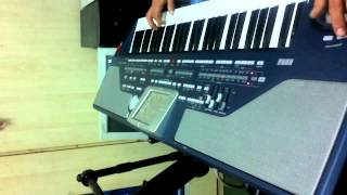 KORG Doruk USB SET - 3/4 Slow INTRO 2012