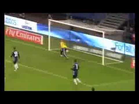 Zidane - Drogba - Ronaldo Highlights of Match Against Poverty