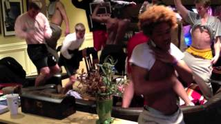 Harlem Shake HIES basketball edition