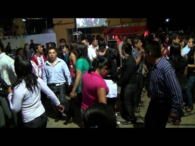 REAL HUASTECA BANDA DE VIENTO EN VIVO TECACAHUACO 13 DE AGOSTO DE 2012