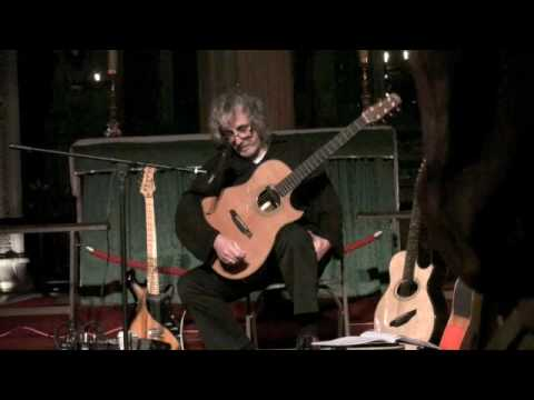 Gordon Giltrap at Rosslyn Chapel Part 4