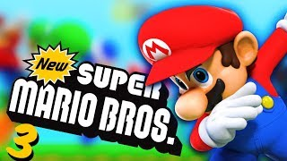 New Super Mario Bros Wii - Holding Me Back - Part 3