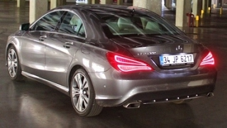 Test - Mercedes-Benz CLA200