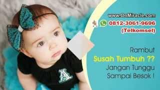081230619696 (Tsel), Perawatan Rambut Bayi Perempuan
