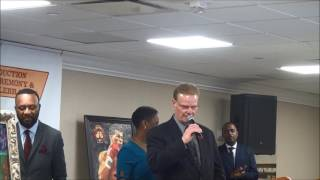 2017 Atlantic City Boxing Hall of Fame Induction Ceremony